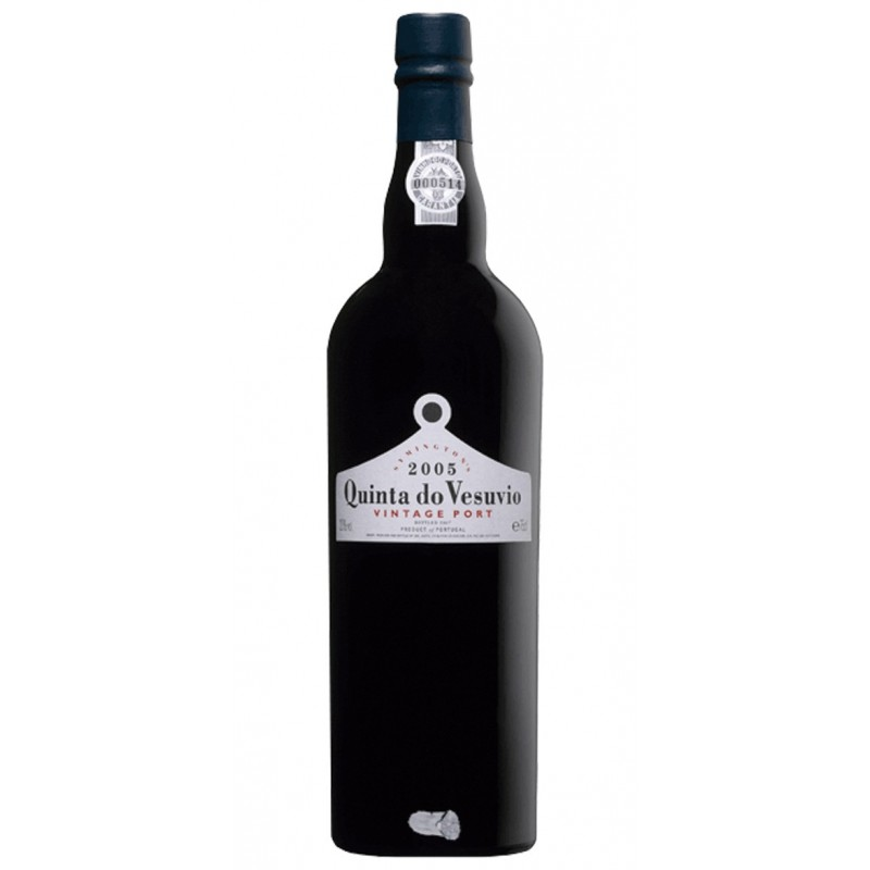 Quinta do Vesuvio Vintage 2005 Port Wine