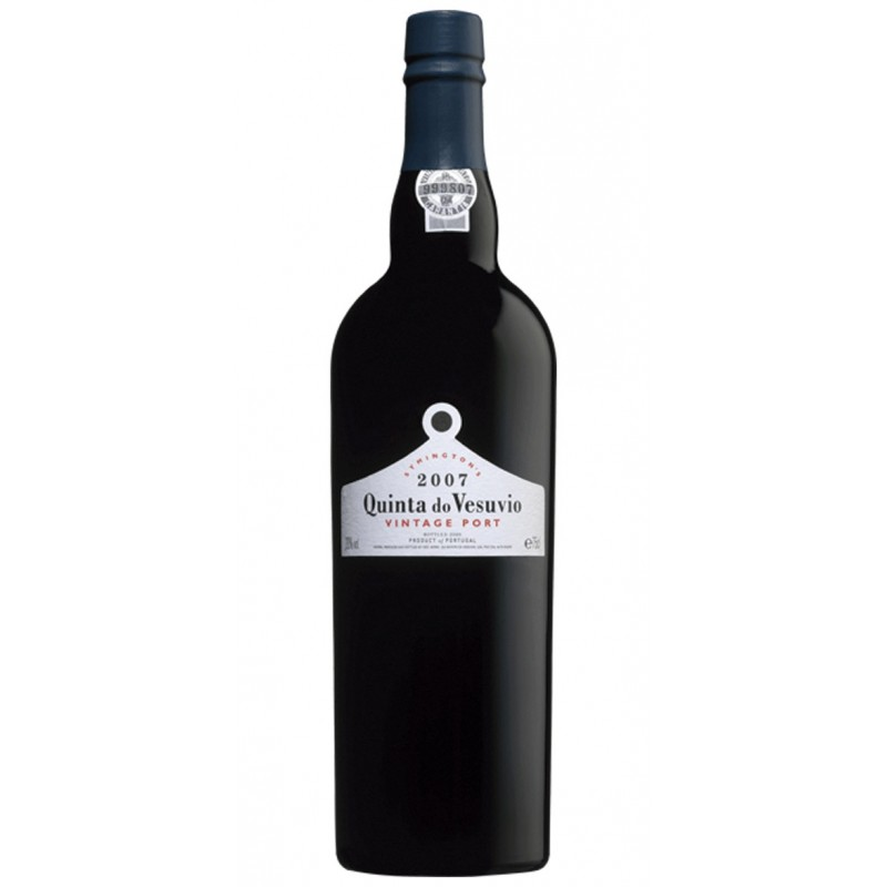 Quinta do Vesuvio Vintage 2007 Double Magnum Port Wine