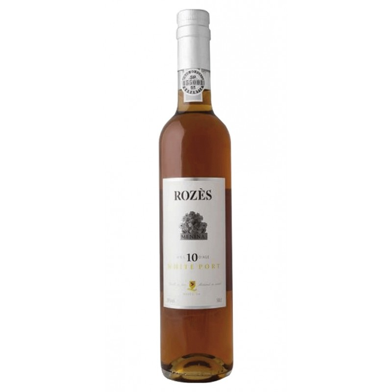 Rozès 10 Years Old White Menina Port Wine (500ml)