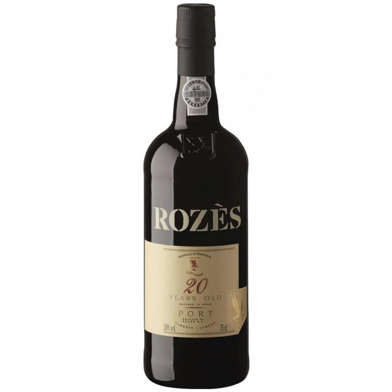 Rozès 20 Years Old Port Wine