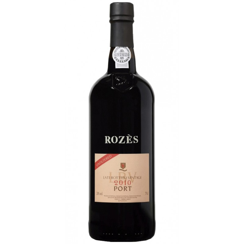 Rozès LBV 2010 Port Wine