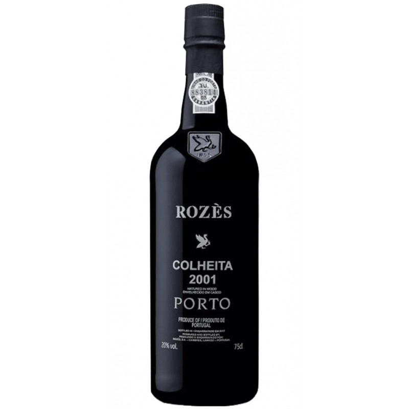 Rozès Colheita 2001 Port Wine