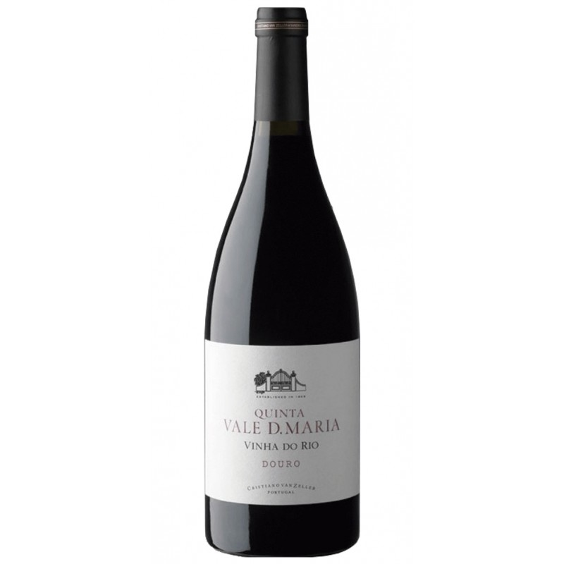 Quinta do Vale D. Maria Vinha do Rio 2015 Red Wine