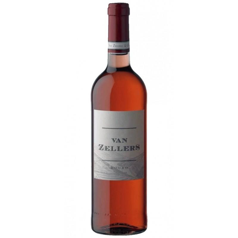Van Zellers 2014 Rosé Wine
