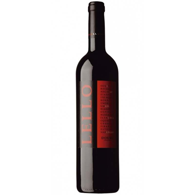 Lello 2015 Red Wine