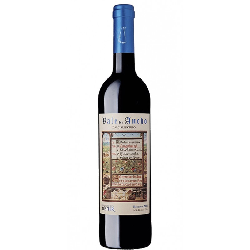 Vale de Ancho Reserva 2011 Red Wine