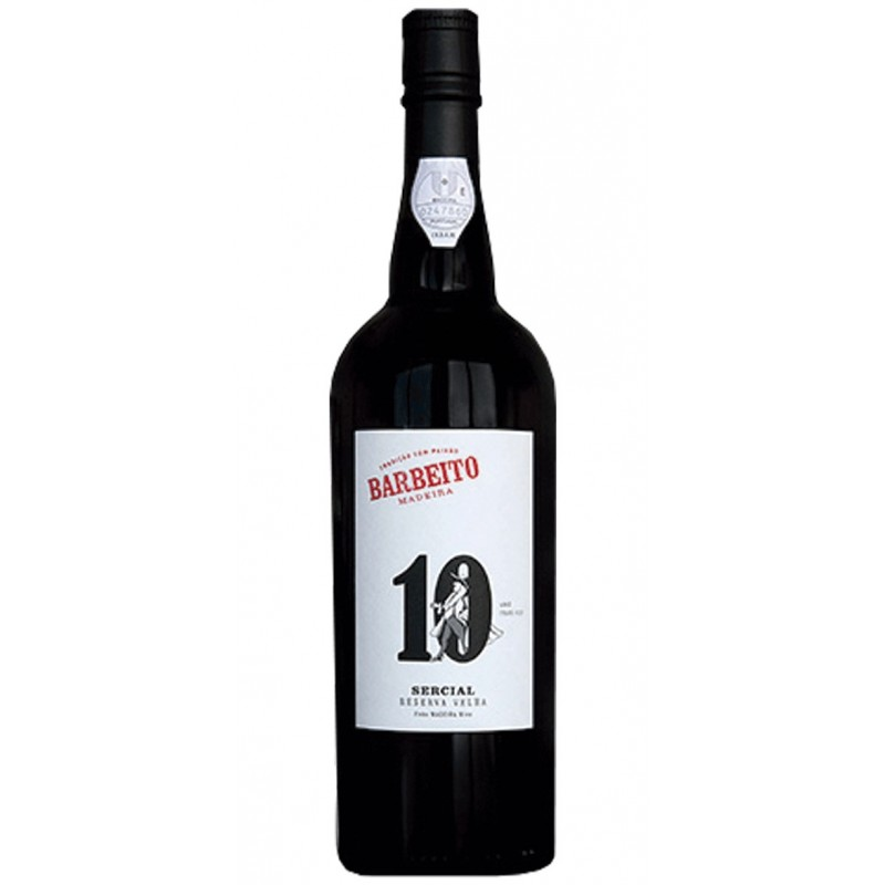 Barbeito Sercial Old Reserve 10 Year Old (Dry) Madeira Wine