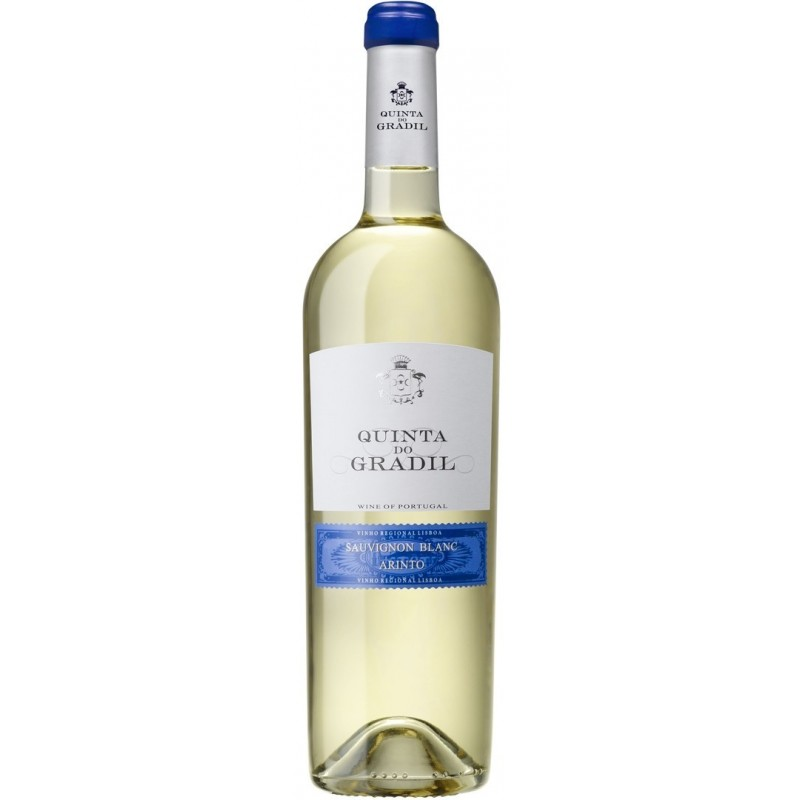 Quinta do Gradil Sauvignon Blanc and Arinto 2016 White Wine