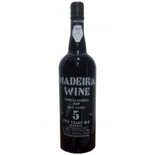 Madeira Wine 5 Years Old Sweet