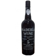 Madeira Wine 5 Years Old Medium Dry