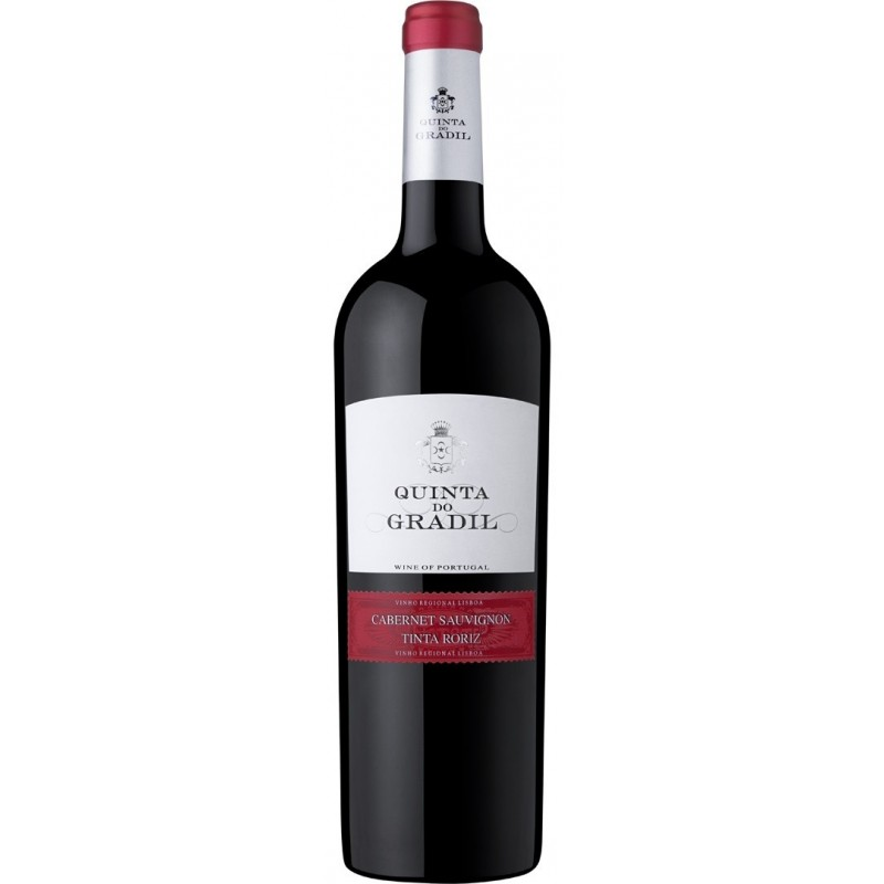 Quinta do Gradil Cabernet Sauvignon and Tinta Roriz 2016 Red