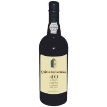 Quinta das Lamelas 40 Years Old Tawny Port Wine