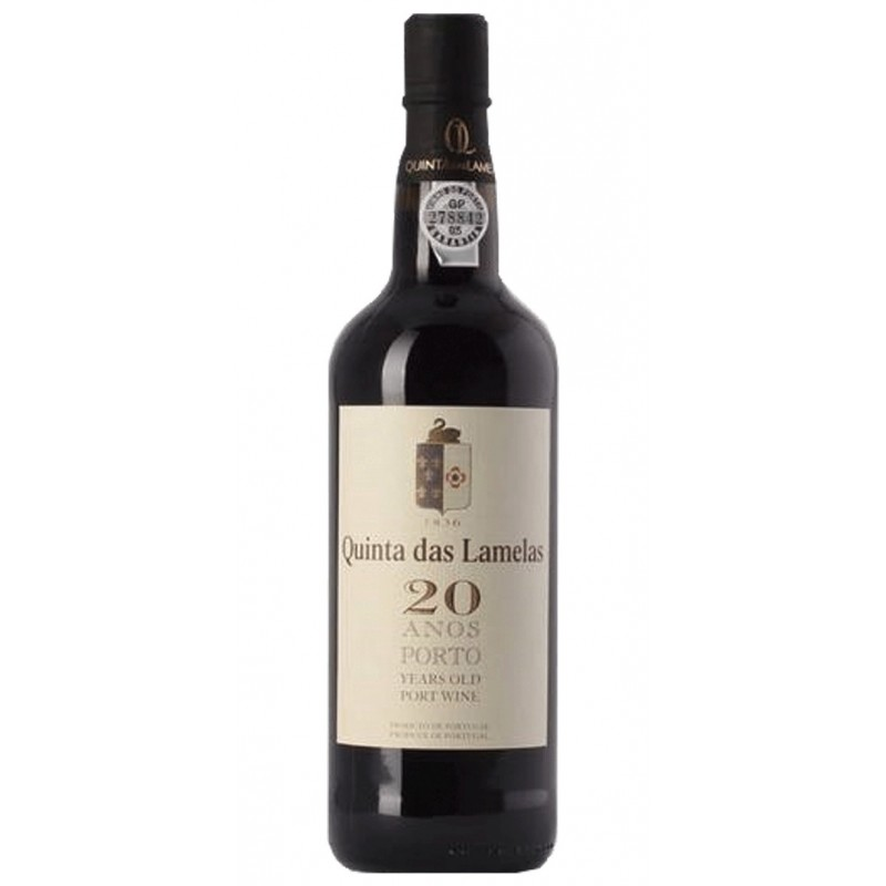 Quinta das Lamelas 20 Years Old Tawny Port Wine