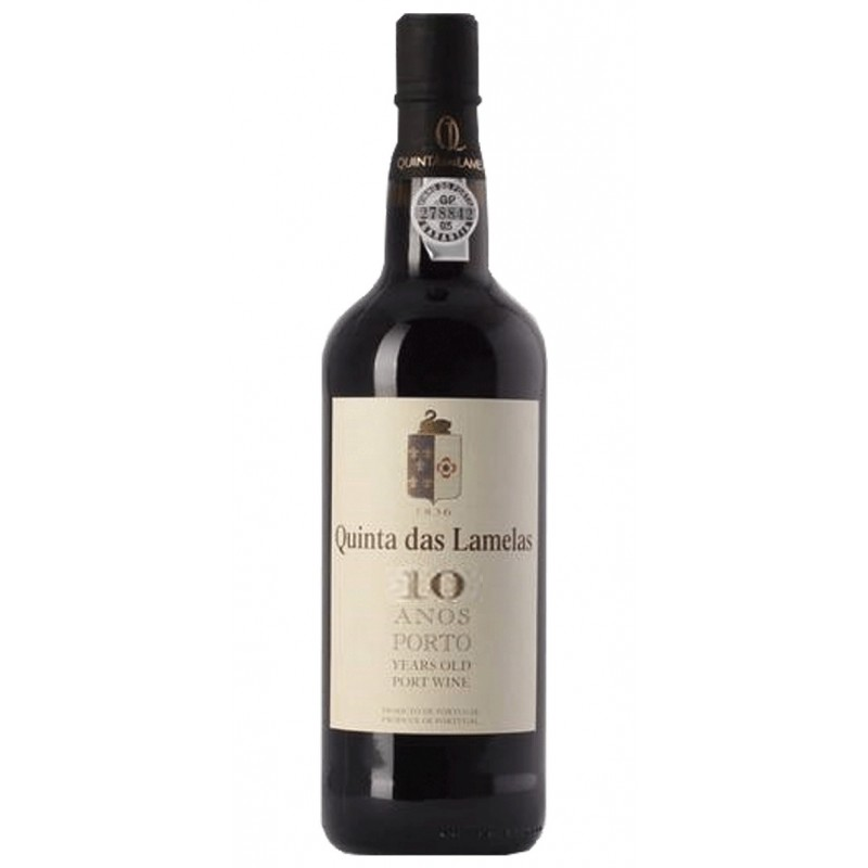 Quinta das Lamelas 10 Years Old Tawny Port Wine