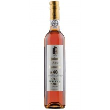 Quinta das Lamelas +40 Years Old White Port Wine (500ml)