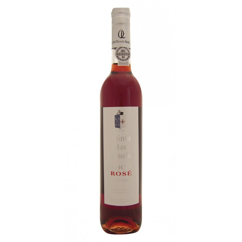 Quinta das Lamelas Rose Port Wine (500 ml)