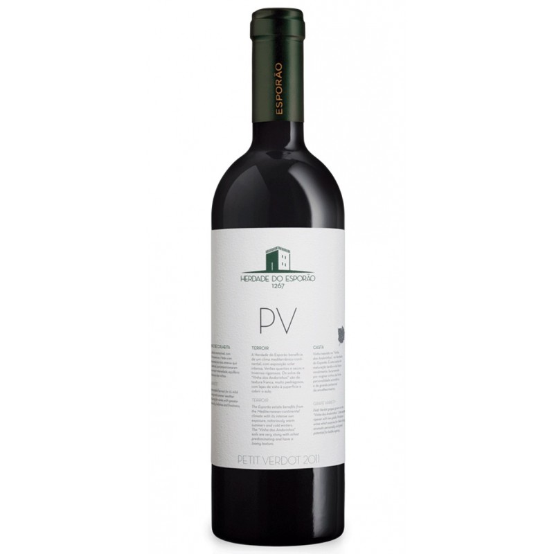Esporão Petit Verdot 2011 Red Wine