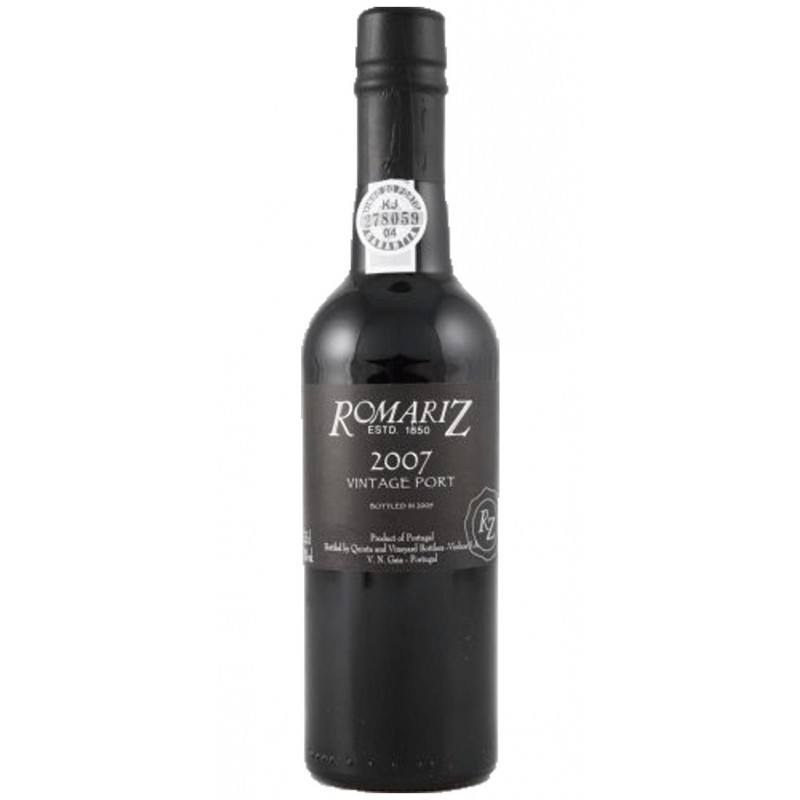 Romariz Vintage 2007 Port Wine