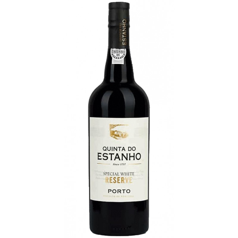 Quinta do Estanho Special White Reserve Port Wine