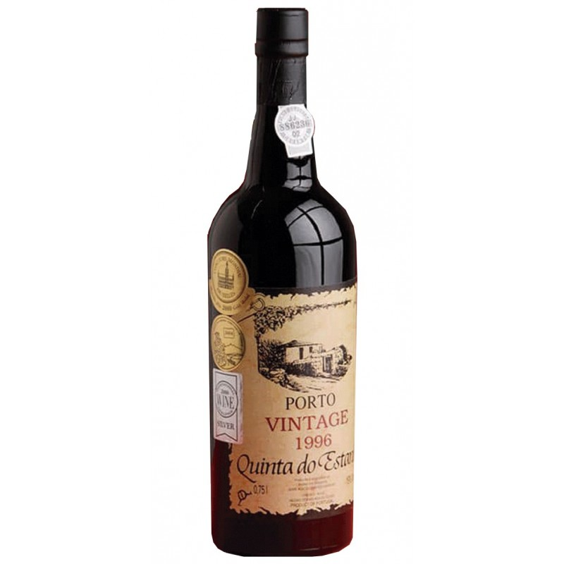 Quinta do Estanho Vintage 1996 Port Wine