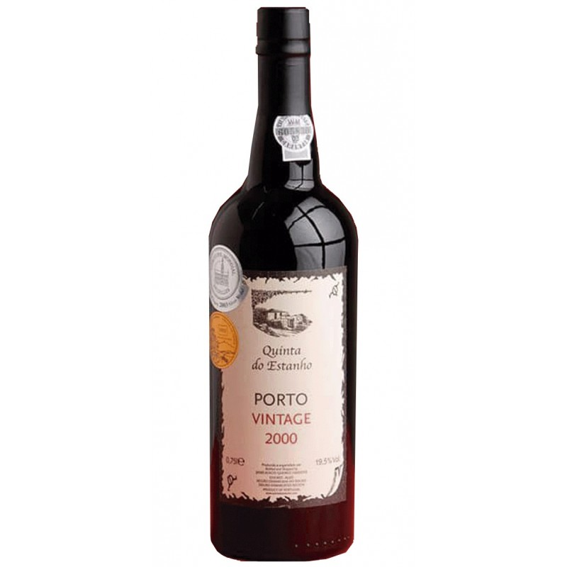 Quinta do Estanho Vintage 2000 Port Wine