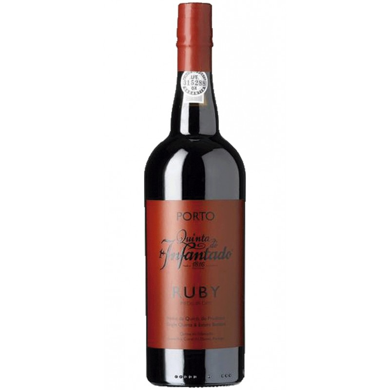 Quinta do Infantado Ruby Port Wine