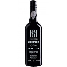 Henriques Henriques Single Harvest Boal 2000 Madeira Wine