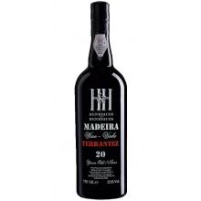 Henriques Henriques Terrantez 20 Years Old Madeira Wine