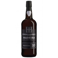 Henriques Henriques Malvasia 10 Years Old Madeira Wine