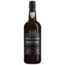 Henriques Henriques Finest Medium Dry 5 Years Old Madeira Wine
