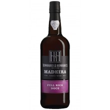 Henriques Henriques Full Rich 3 Years Old Madeira Wine
