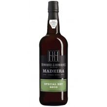 Henriques Henriques Special Dry 3 Years Old Madeira Wine