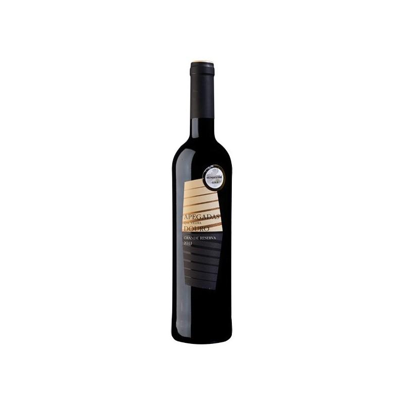 Apegadas Quinta Velha Grande Reserva 2013 Red Wine