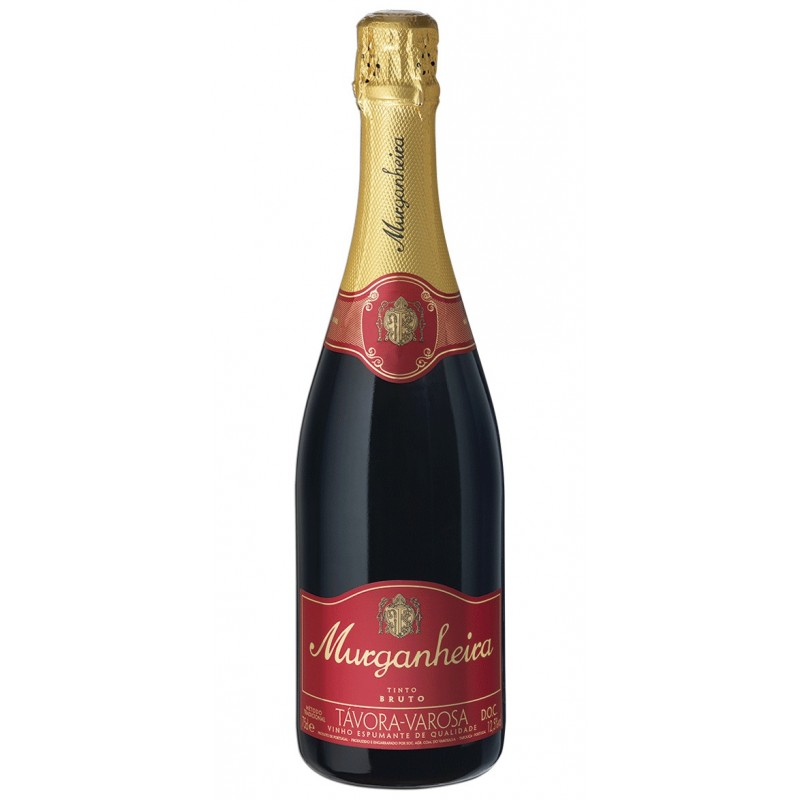 Murganheira Brut Sparling Red Wine