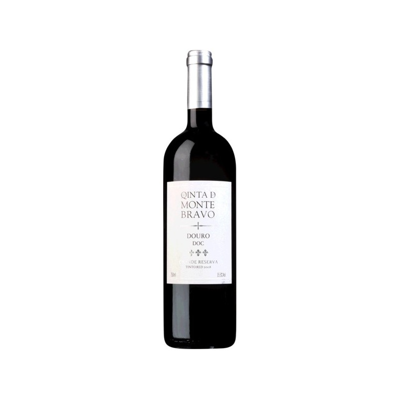 Quinta do Monte Bravo Grande Reserva 2009 Red Wine