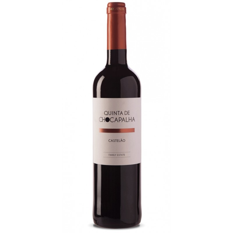 Quinta de Chocapalha Castelão 2015 Red Wine
