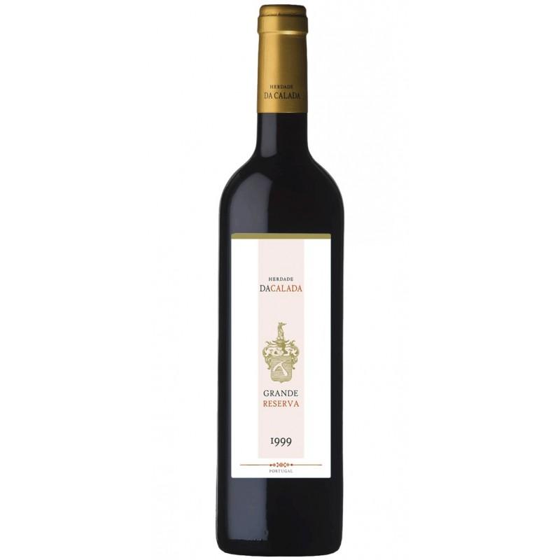Herdade da Calada Grande Reserva 1999 Red Wine