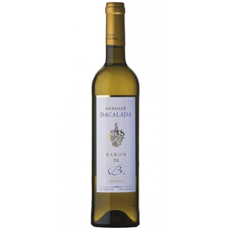 Baron de B. Reserva 2016 White Wine