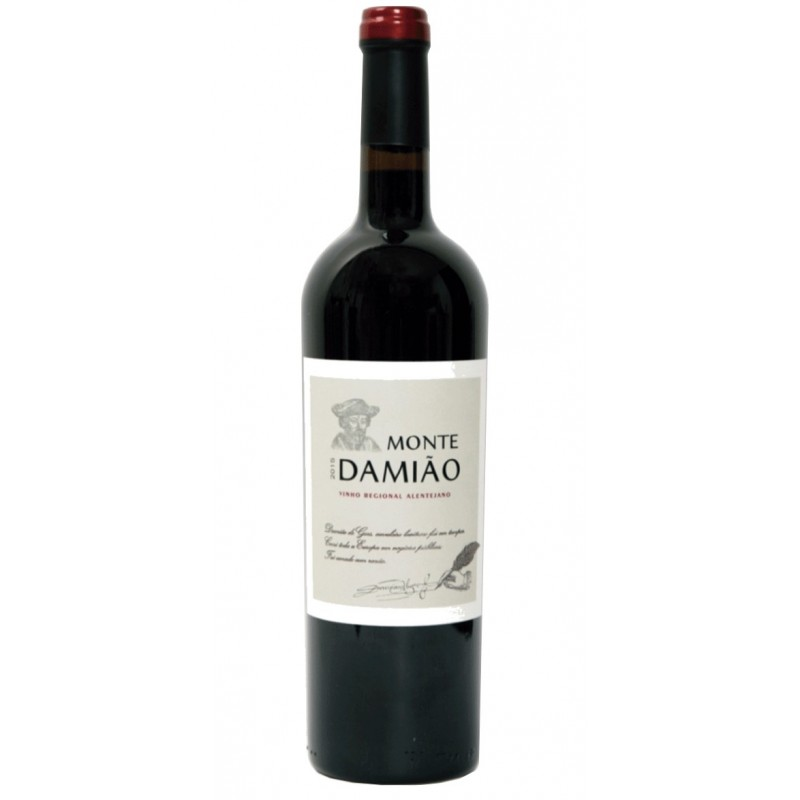 Monte Damião 2016 Red Wine