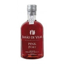 Barão de Vilar Pink Port Wine (500 ml)