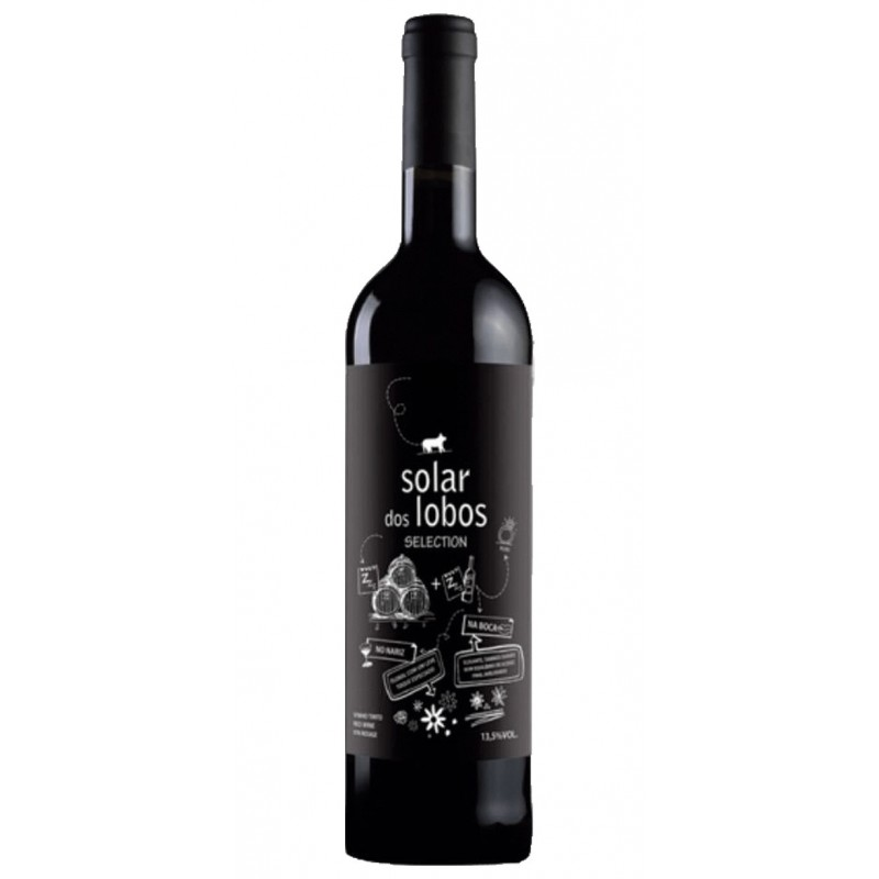 Solar dos Lobos Selection 2015 Red Wine