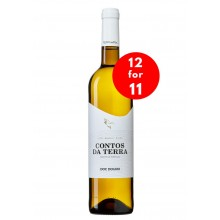 Contos da Terra 2016 White Wine (12 for 11)