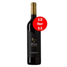 Pôpa Black Edition 2016 Red Wine (12 for 11)