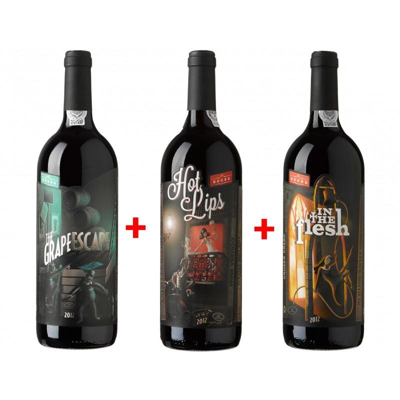 Pôpa Art Project Red Wine