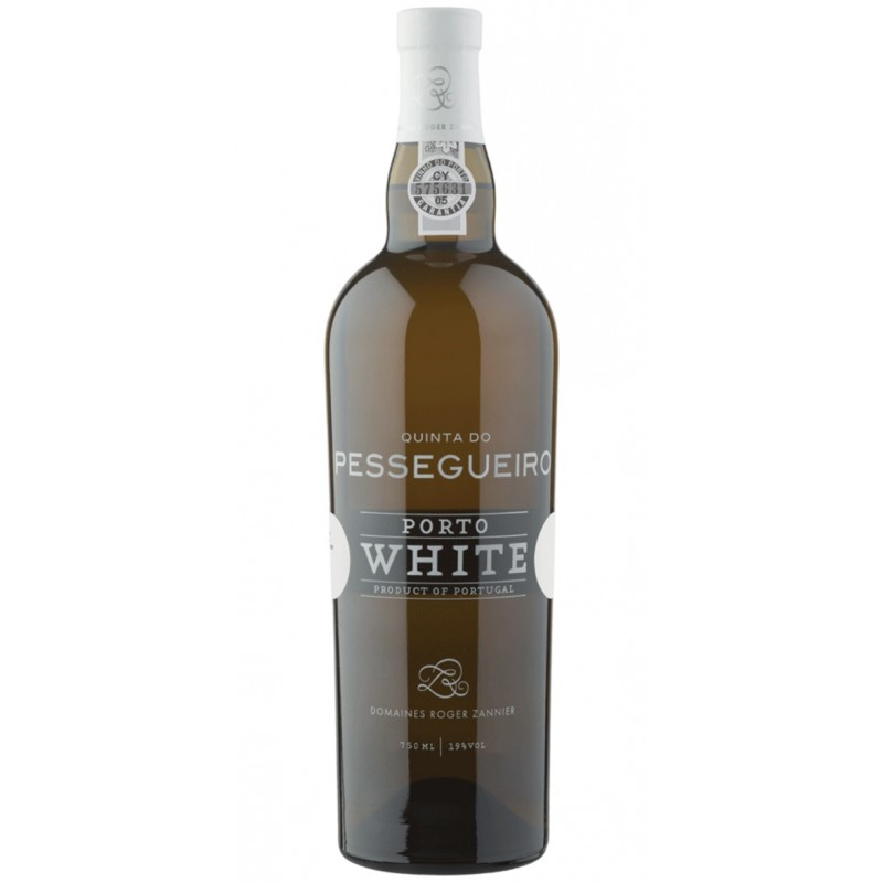 Quinta do Pessegueiro White Port Wine