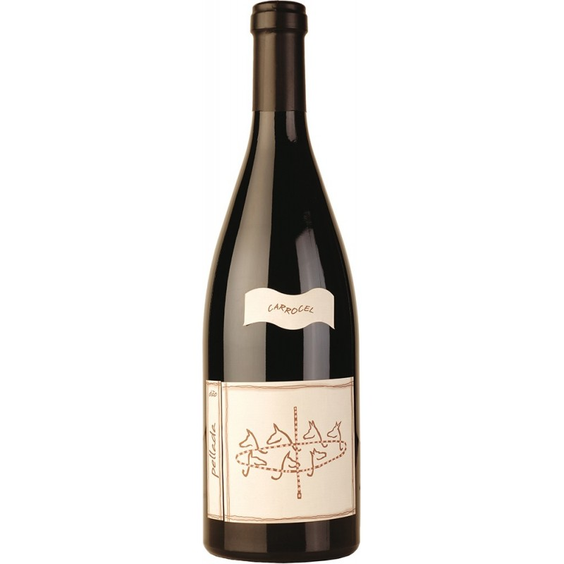 Carrocel Gold Label 2012 Red Wine