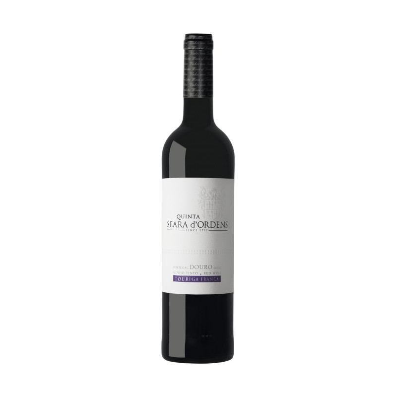 Quinta Seara D'Ordens Reserva Touriga Franca 2017 Red Wine