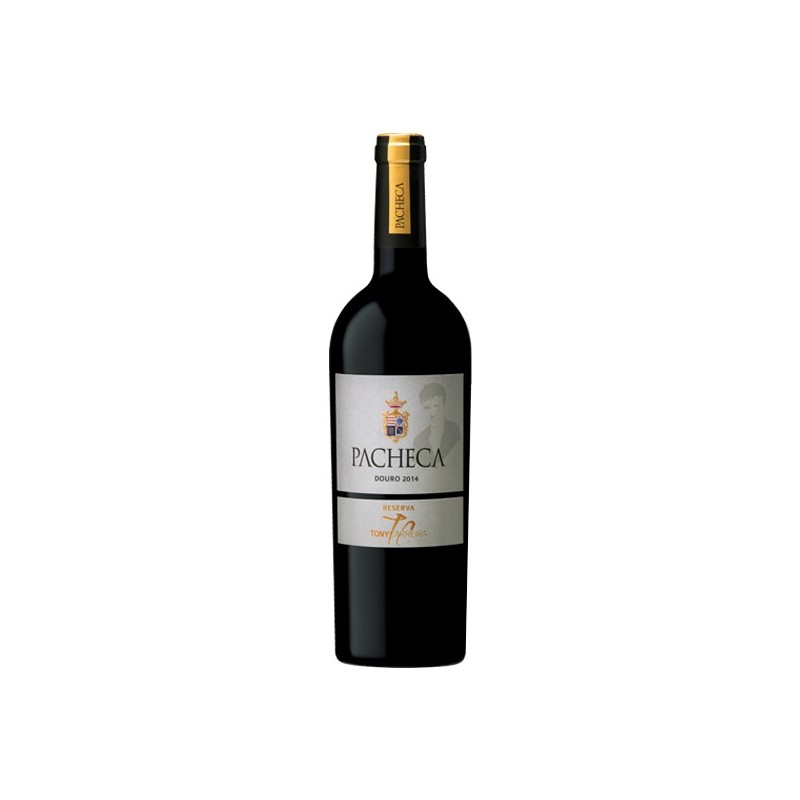 Pacheca Tony Carreira Reserva 2014 Red Wine