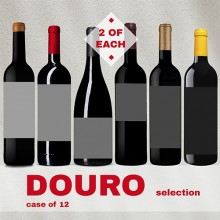 Pack Douro Red - case of 12