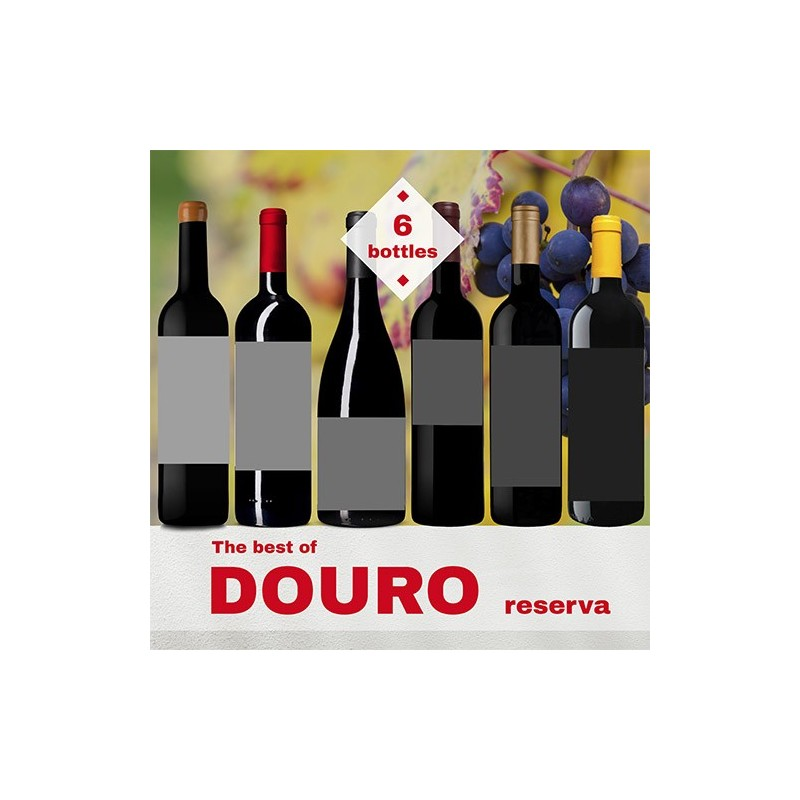 Pack Douro Reserva Red - case of 6